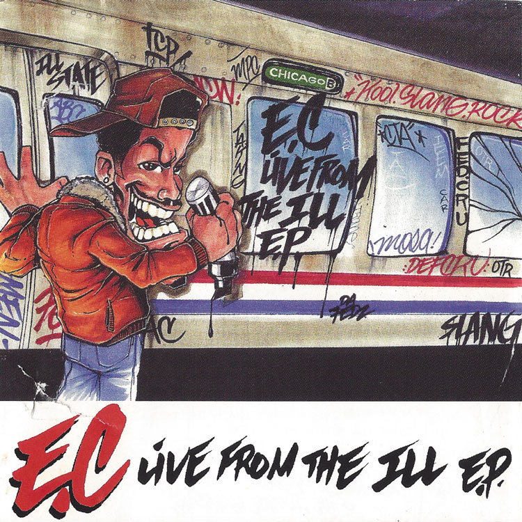 E.C Illa – Live From The Ill E.P.