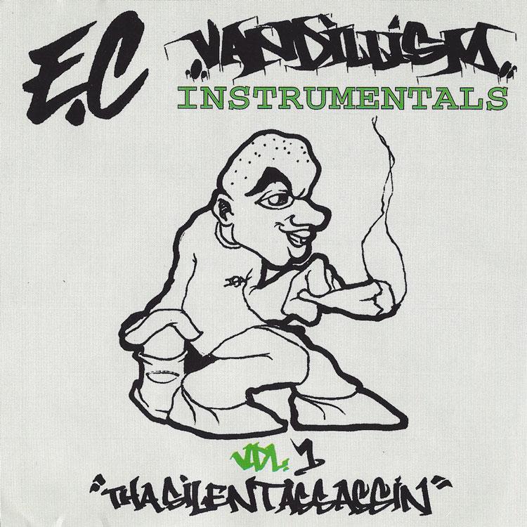 E.C Illa – Vandillism Instrumentals Vol. 1