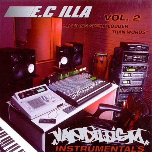 E.C Illa – Vandillism Instrumentals Vol. 2